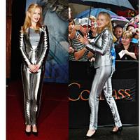 Nicole Kidman űrruhája