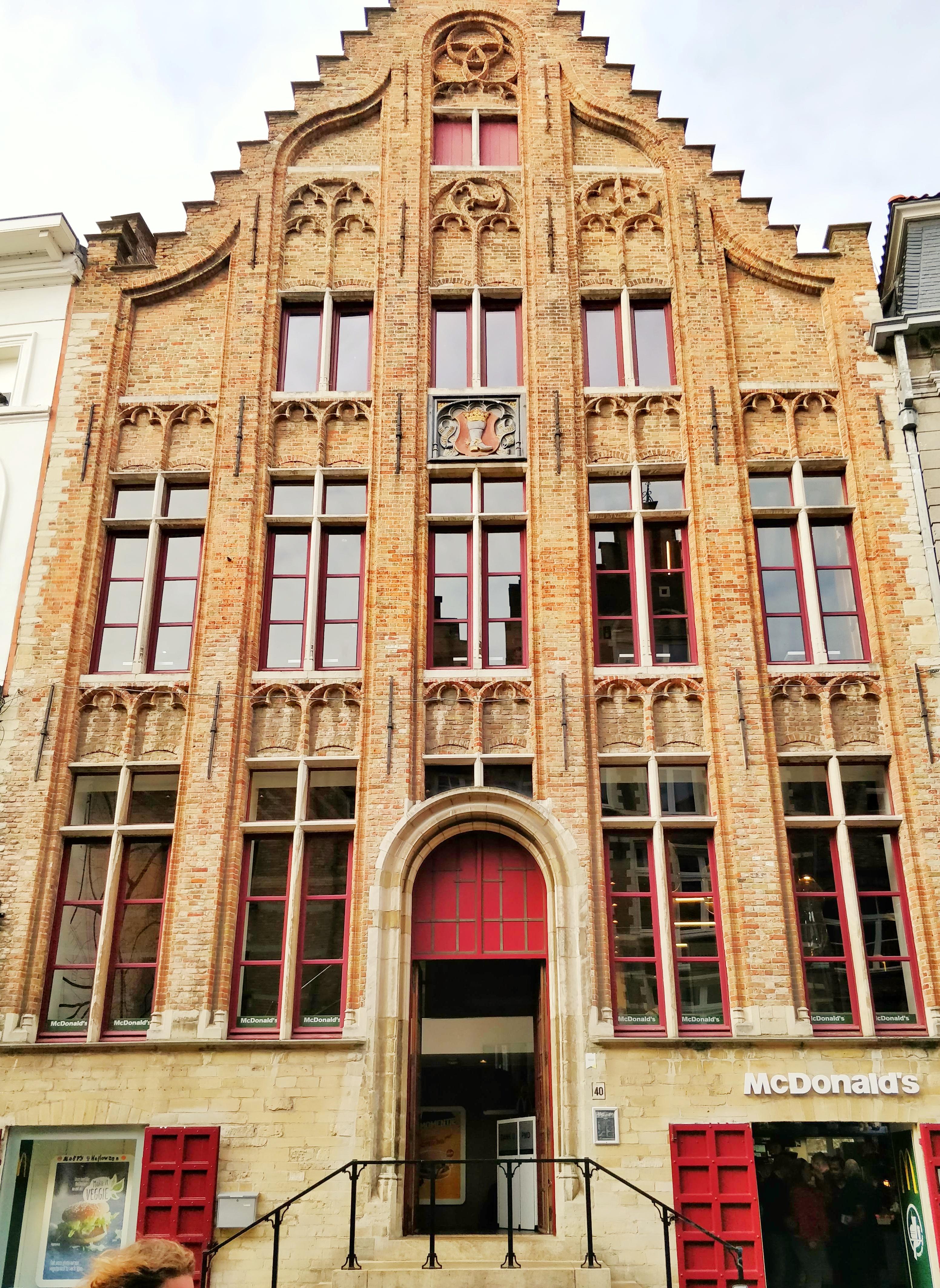 Ilyen Brugge-ben a meki