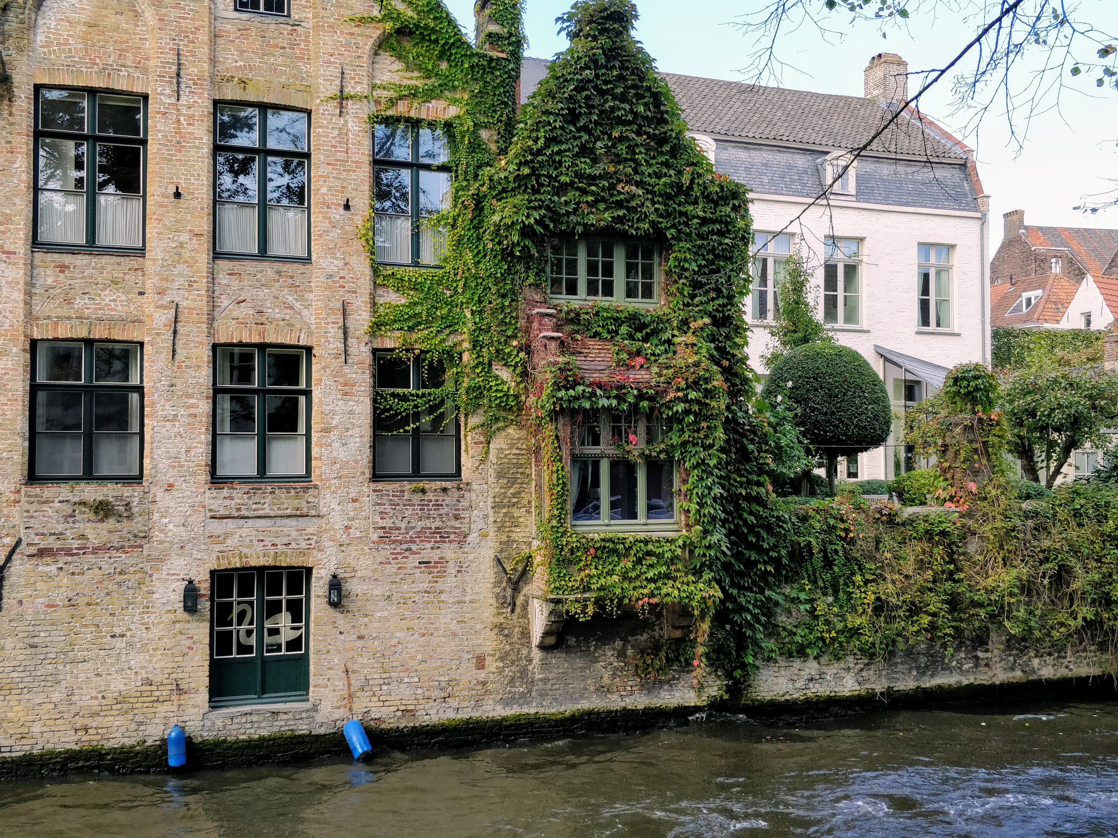 ez Brugge varázsa!
