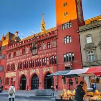 Short Trip Bázelben és Colmarban - 1. rész