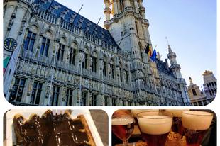 Short Trip Belgiumban – 2. rész – Brüsszel belvárosa