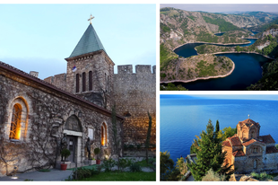 A 8 legkevésbé látogatott európai ország