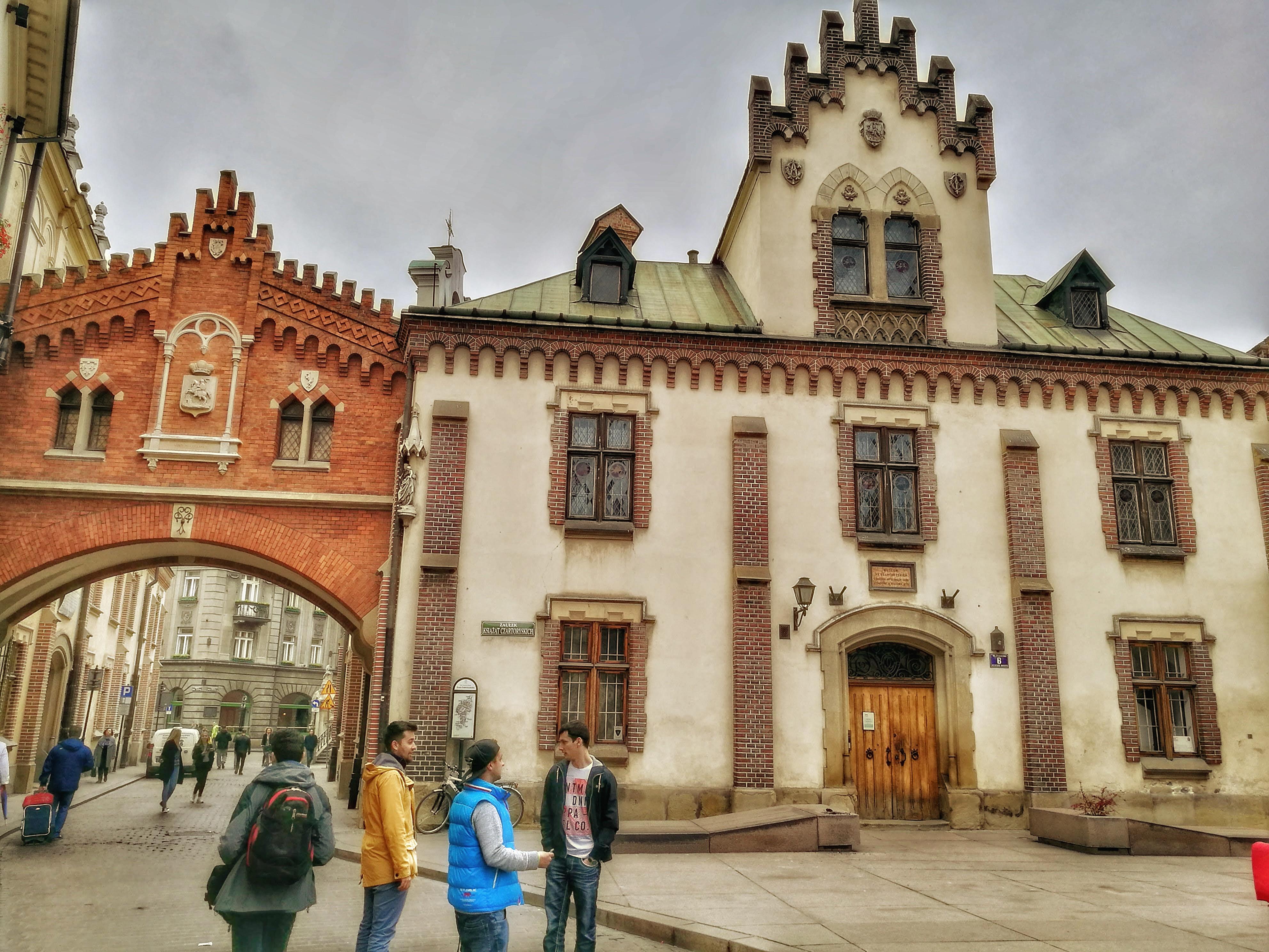 A Czartoryski Múzeum a legrégebbi lengyel múzeum