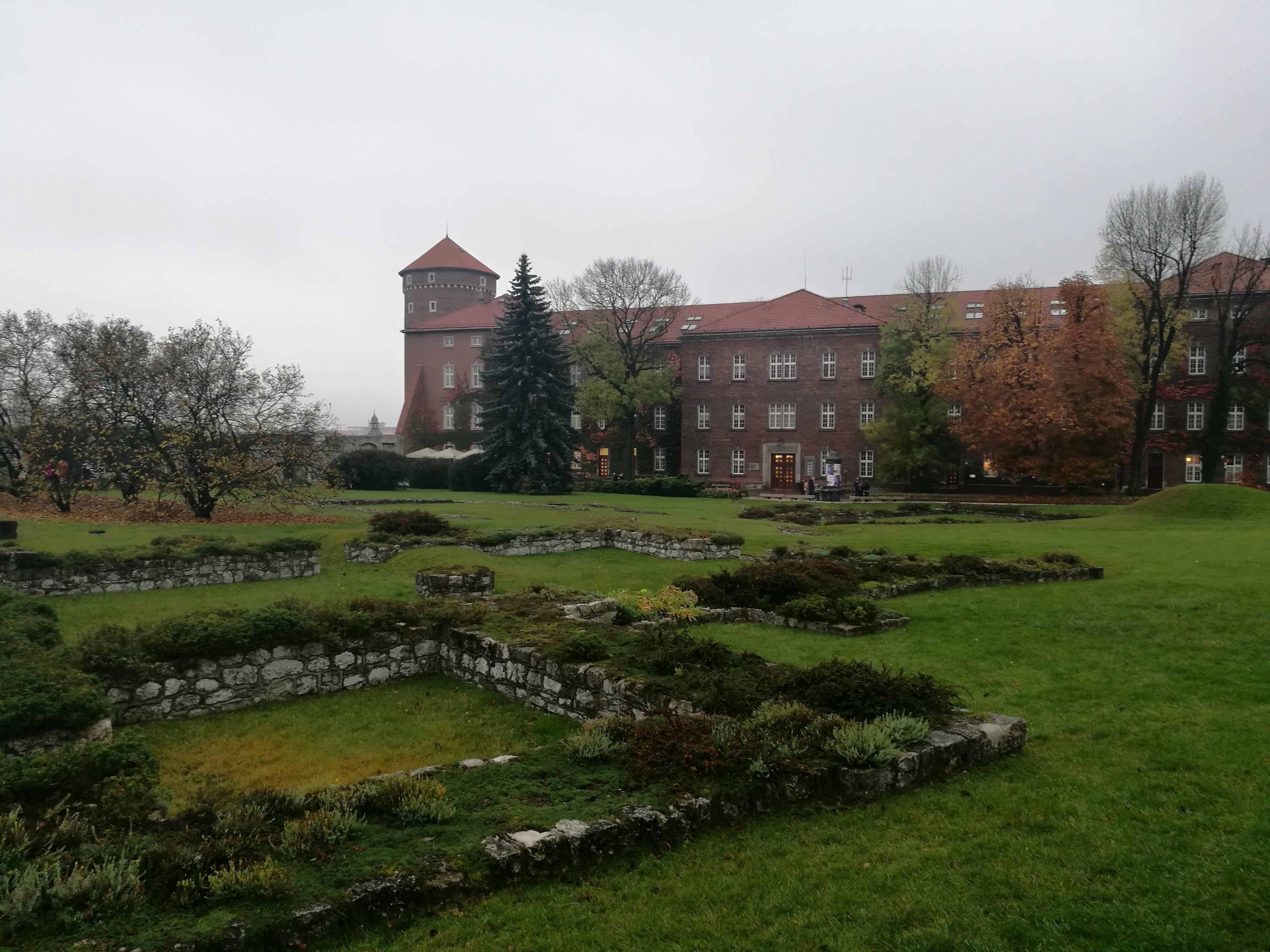 A várkert