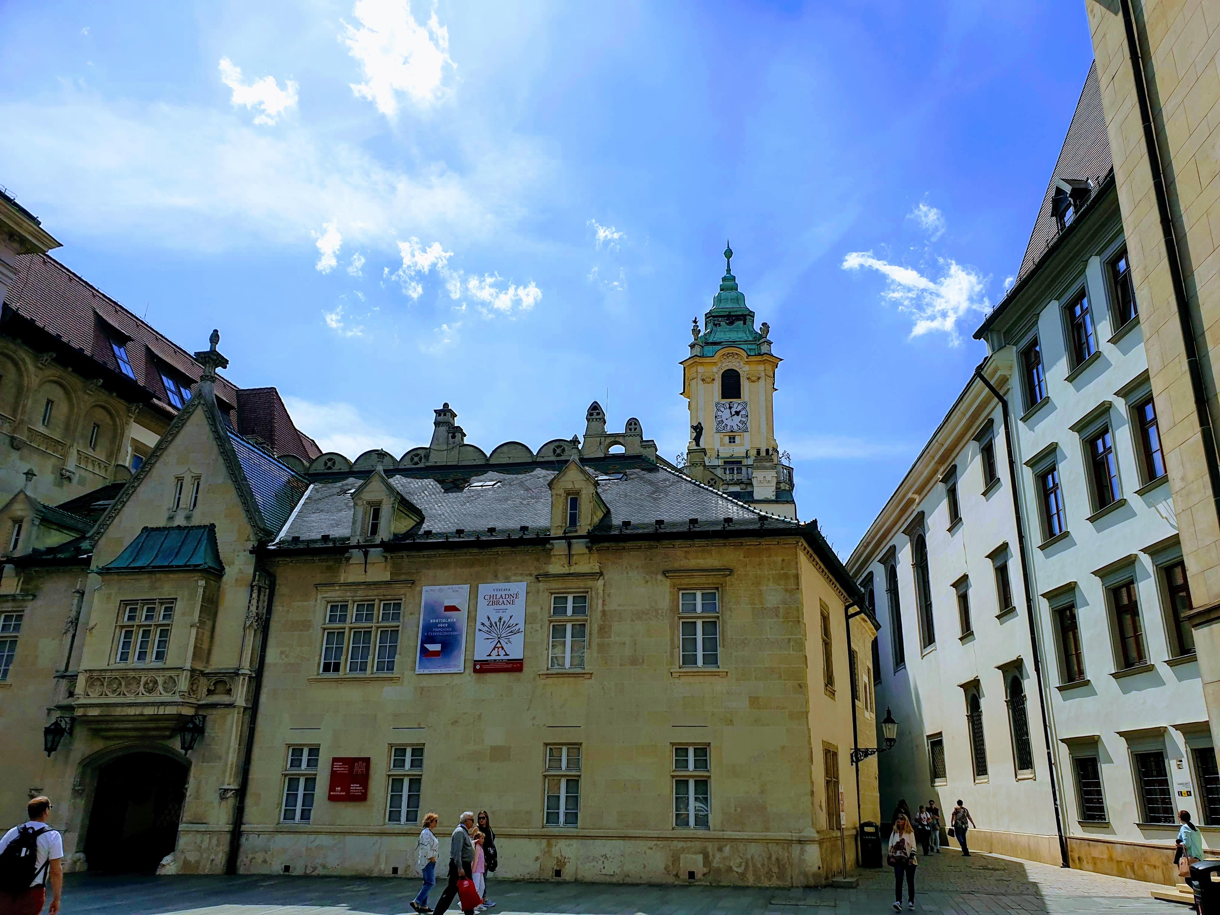 Szintén az Óvárosháza