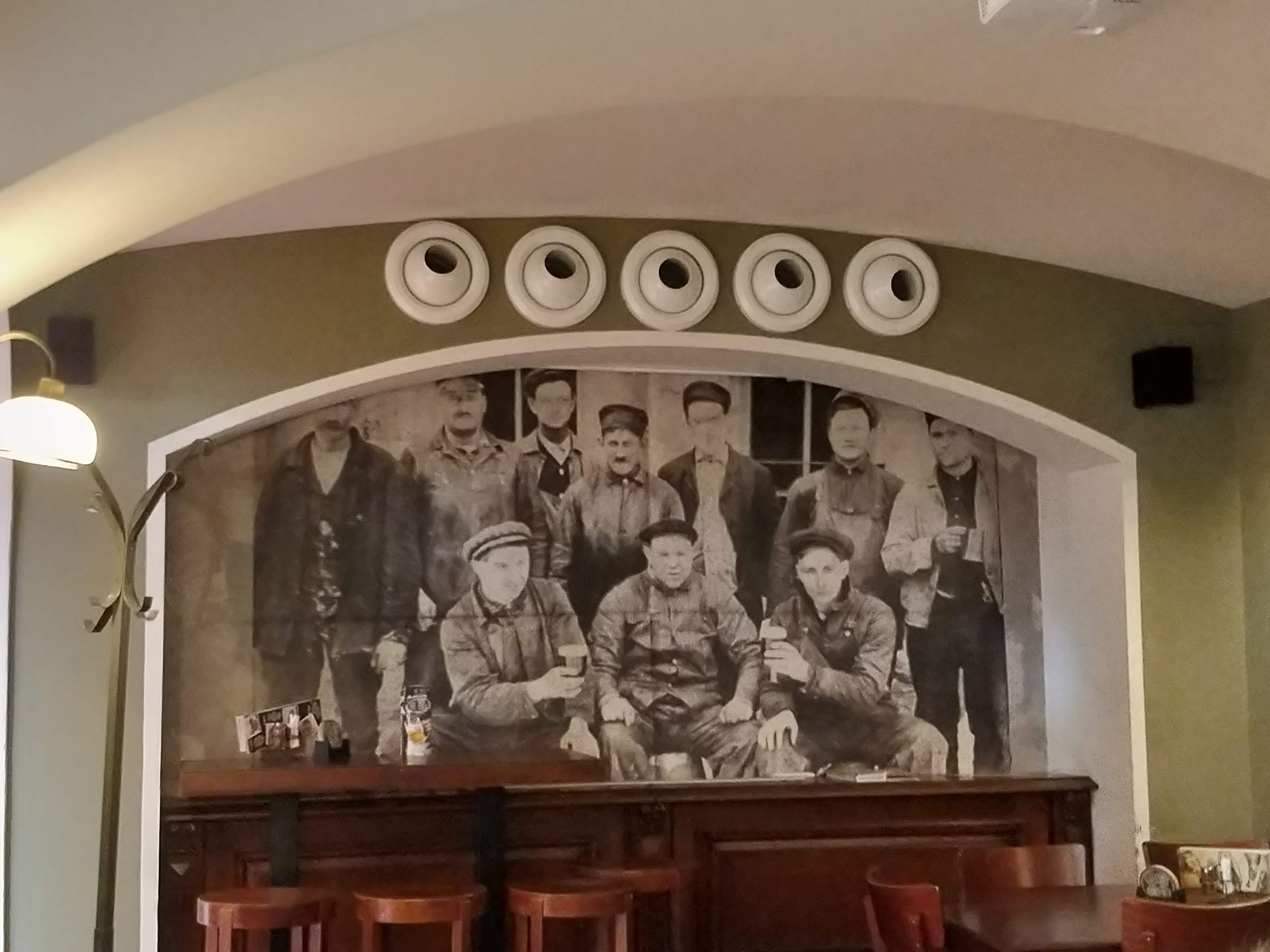 Mestianky Pivovar régi sörfőzői