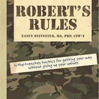 //BETTER\\ The Guerrilla Guide To Robert's Rules. Swissbit service dozen Brown Consulta Trial cojones Virginia