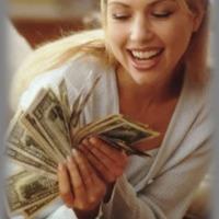A pénz feléd áramlik ?