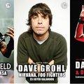 Újra rendelhető a Dave Grohl, Dave Gahan és James Hetfield könyvünk