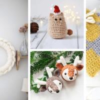 15 kötött és horgolt ötlet karácsonyra