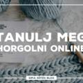 Tanulj meg horgolni online! - Horgolás alapjai lépésről lépésre