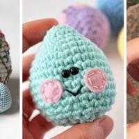 Horgolt tojás minta leírással a tökéletes húsvéti dekorációhoz
