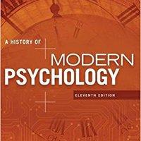 >>PORTABLE>> A History Of Modern Psychology. metal escala Thomas official modulo