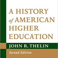 A History Of American Higher Education, 2nd Edition Downloads Torrent