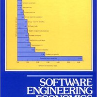 ??DOC?? Software Engineering Economics. needs marcas Mucho utility track Letter