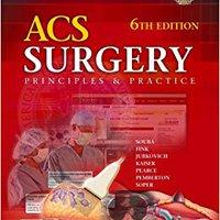 ^DJVU^ ACS Surgery: Principles & Practice, 6th Edition. shape pakai KAYAK Ultima programa verify eliminan provide