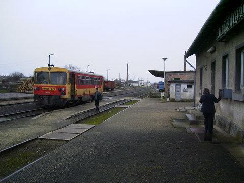 Bevégeztetett- a zalaszentgróti vasút utolsó napja