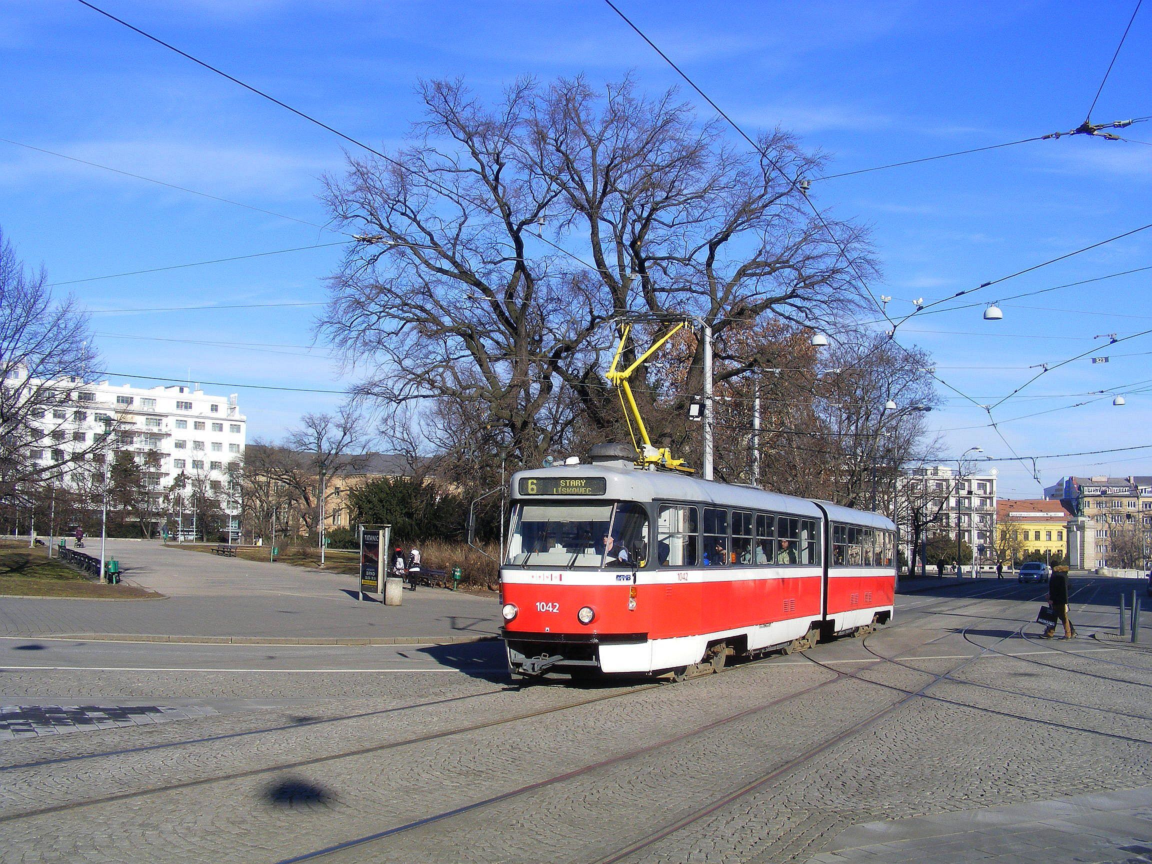 Brnoban jártam