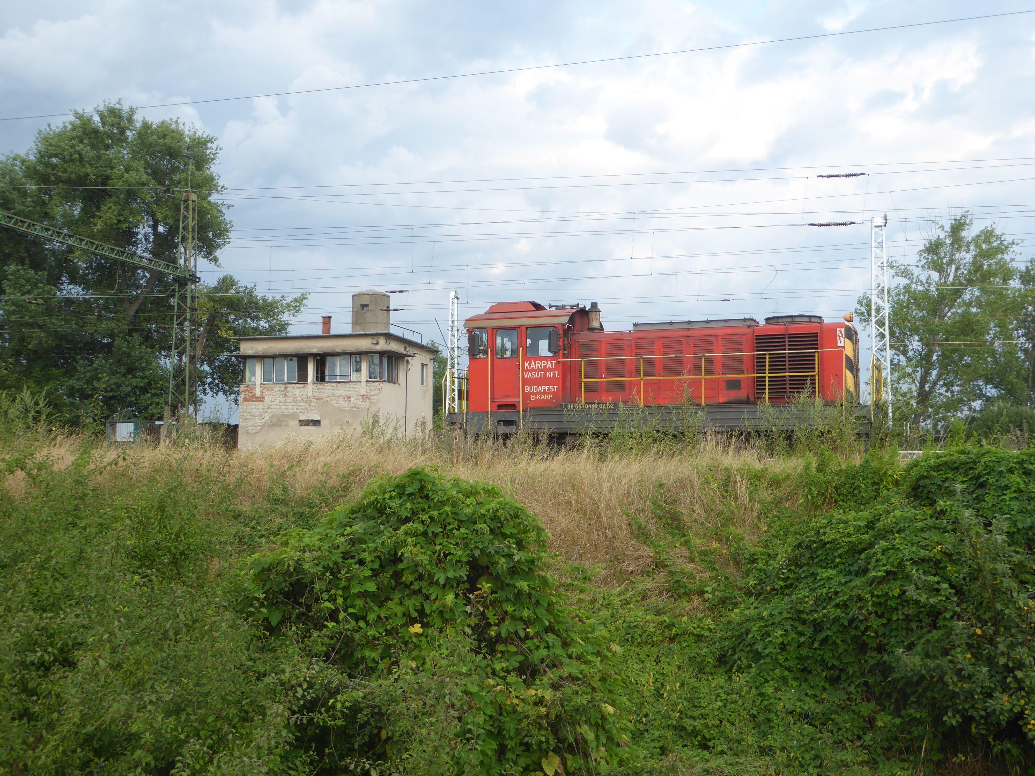 A II. torony