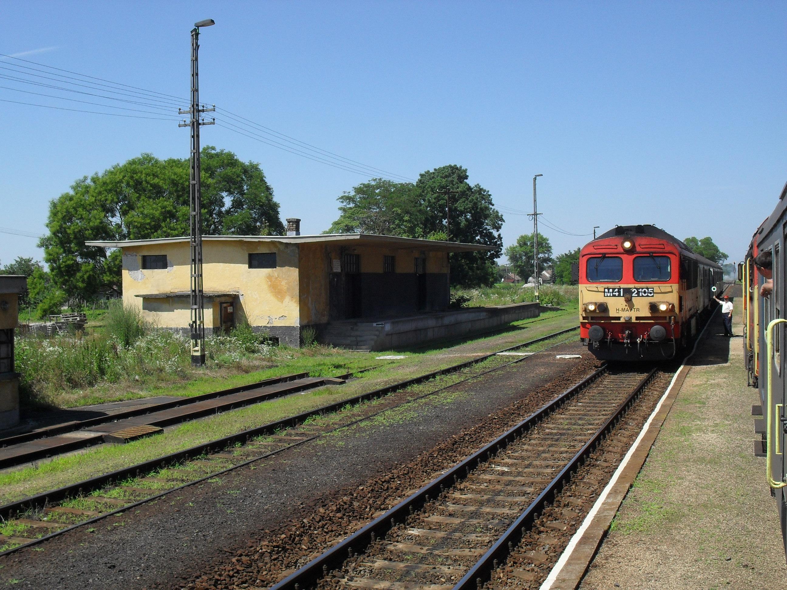 Szombathelyi, kisalföldi vonatozás