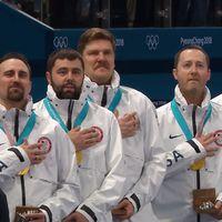 Szenzáció: Az USA olimpiai bajnok férfi curlingben