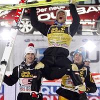 Andreas Kofler nyerte a Négysáncversenyt