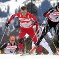 Tour de Ski: Fej-fej mellett halad Northug és Cologna féltávnál