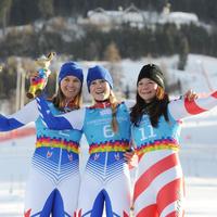 Ifjúsági Olimpia: Kettős francia siker óriás-műlesiklásban, magyar éremremények jégkorongban