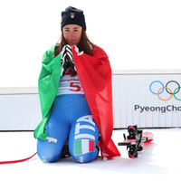Beteljesült az álom: Sofia Goggia a lesiklás olimpiai bajnoka!