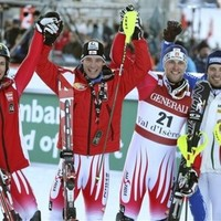 Felborult a világ Val d'Isère-ben: osztrák tarolás, svájci csőd