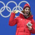 Újabb Gisin-nővér lett olimpiai bajnok!