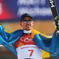 Akár a nőknél: kiesett a topfavorit, svéd olimpiai bajnok szlalomban
