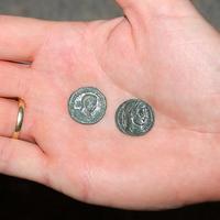 Mit ér ma két római bronz érme?