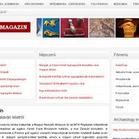Újra működik a Régészeti Magazin - linkajánló