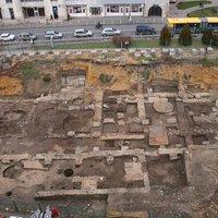 Elkészült Pécs római kori bazilikájának háromdimenziós rekonstrukciója