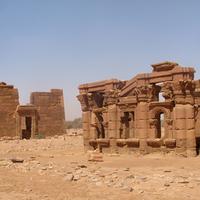 Elfelejtett istenek, elfeledett szentélyek 2. – Apedamak és Amun temploma Naqában