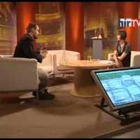 Interjú a régészeti lelőhelyek és leletek védelméről a Hír tv Különkiadás című műsorában