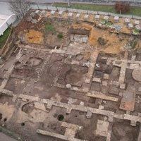Kutatások Pécs belvárosában 1. - Sopianae római bazilikája