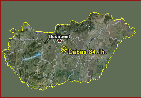 dabas térkép Magyarország Térkép Dabas | groomania