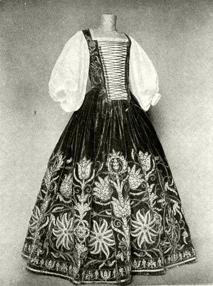 b0b6b5b70c A régi magyarok köntösirül - Magyar női viselet a 16-17. században ...