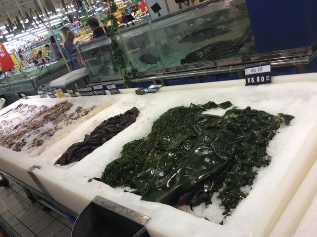 Bevásárlás kínai módra