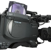SONY XDCAM HD vs. Panasonic P2HD
