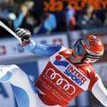 Cuche nyert Chamonix-ban is