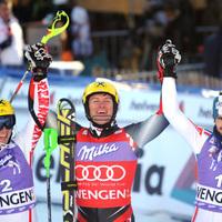 Ivica Kostelic Wengenben is nyert