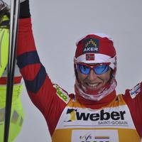 Marit Björgen két versenyt nyert Kuusamóban