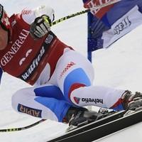 Didier Cuche szuper volt Kvitfjellben
