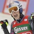 A világbajnok legyőzte az olimpiai bajnokot Cortinában