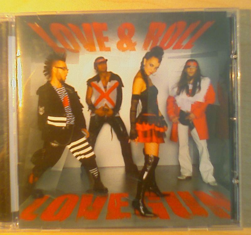 Lovegun CD
