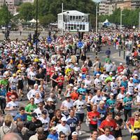 Stockholm Maraton 2010-06-05