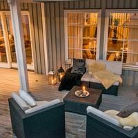 A norvégok tudnak élni - ilyen házakban meg pláne